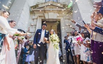 Wedding is in Essex