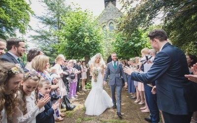 Wedding is in Surrey