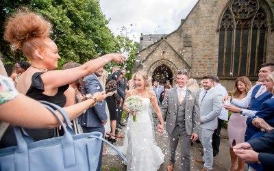 Wedding is in Leeds