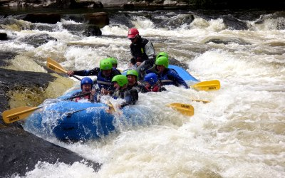 River Tay Rafting