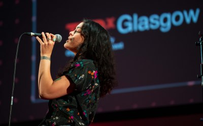 Nicole & The Back Up Crew @ TEDx Glasgow 2019