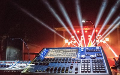 Phoenix Festival Lighting & Video Supplier