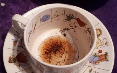 Tea leaf readings
