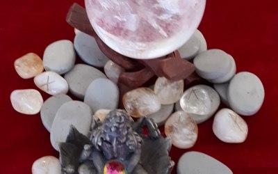 Crystal ball readings