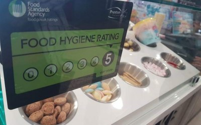 5 star hygeine rating