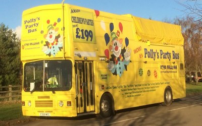 Polly's Party Buses 1