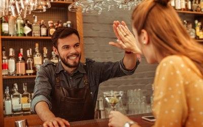 Event Bar Staff 4