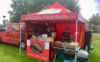 Proud to be invited to the Bradley Stoke Festival every year since 2016!