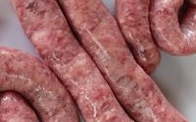 Our giant sausages,