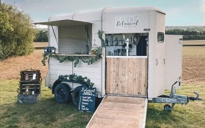 Ebby our Horsebox Bar
