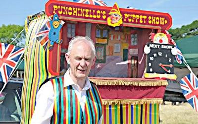 Mr Bimbamboozle's Puppet Magic 1