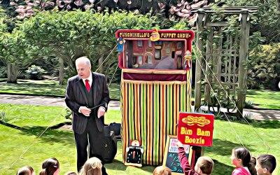 Mr Bimbamboozle's Puppet Magic 2