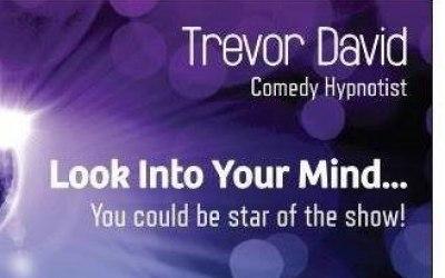 Trevor David - Comedy Hypnotist 1