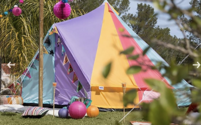 Daisy Bell Tent Hire 3
