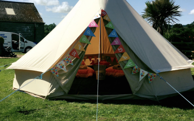 Daisy Bell Tent Hire 4