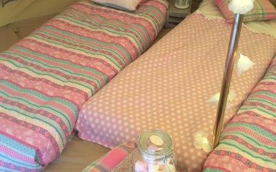 Sleepovers corby Northants unique party