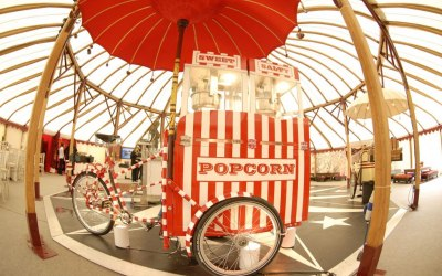 Popcorn, Candy Floss, Waffles and much more