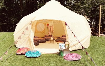 Boutiki Tent Events 2