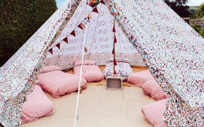 Boutiki Tent Events 3