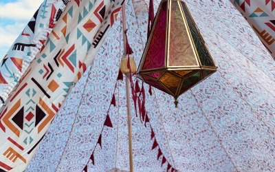 Boutiki Tent Events 1