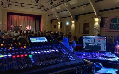 Sound and Lighting for theatres