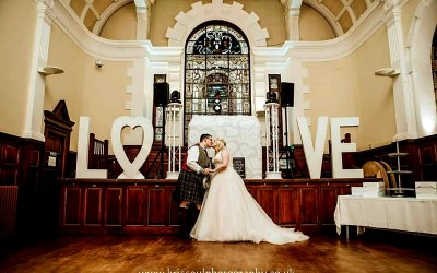 Wedding DJ & Love Letters
