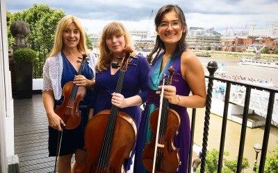 Niche London String Trio