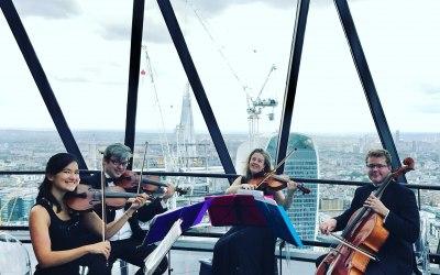 Niche London String Quartet
