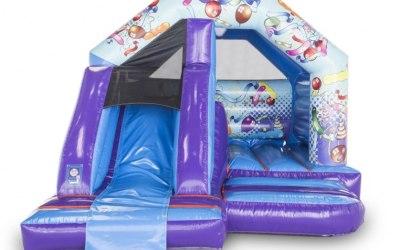 DinoTots Bouncy Castle & Soft Play hire  5