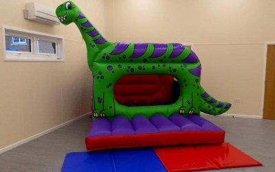 DinoTots Bouncy Castle & Soft Play hire  2