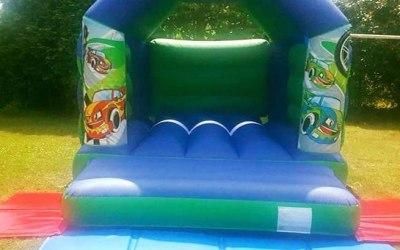 DinoTots Bouncy Castle & Soft Play hire  3