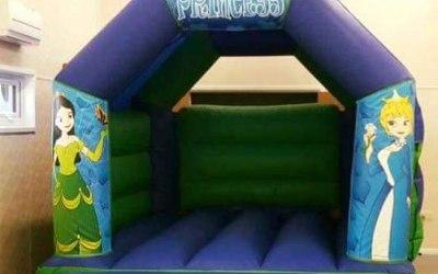 DinoTots Bouncy Castle & Soft Play hire  4