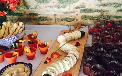 The Rustic Caterer   Naming Day KidsBuffet