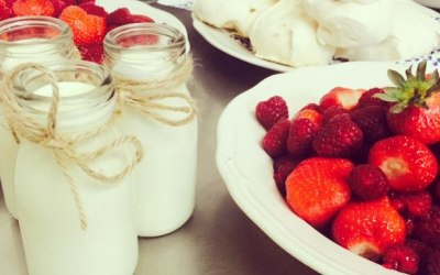 The Rustic Caterer   Deconstructed Pavlovas