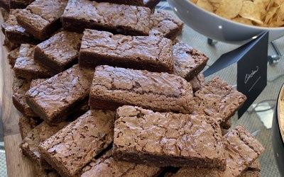 Gooey Chocolate Brownied