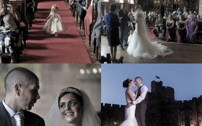 Wedding, Peckforton Castle