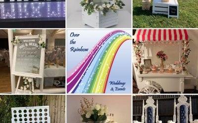 Over the Rainbow Weddings  1