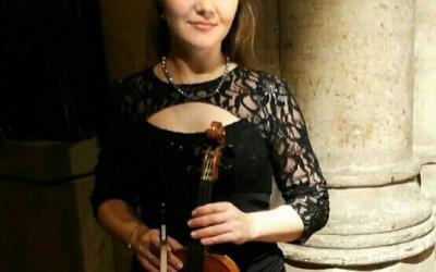 Nadia Violin  4
