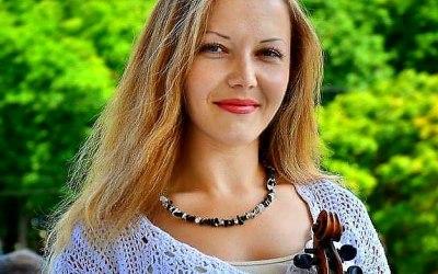 Nadia Violin  1