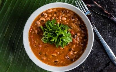 Black-eyed Beans (Vegan)