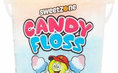 Triple Flavor Candy Floss