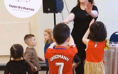 Children's Party Dances