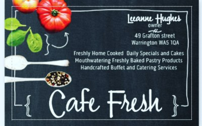 Cafe Fresh Catering  1