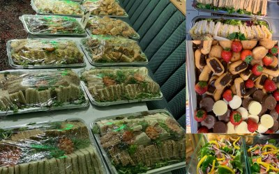 Cafe Fresh Catering  8