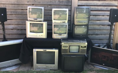 A showcase of some of our televisions