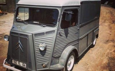Claude the Hy van