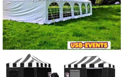 If you are in need of some extra space at your Corporate Event, Private Party, Wedding, Sporting Event or perhaps something else, we do it all here at USB Events.