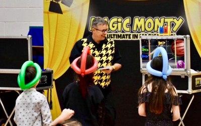 Magic Monty 4