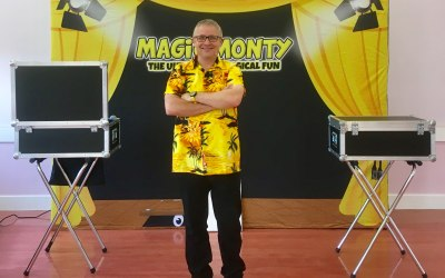 Magic Monty 2