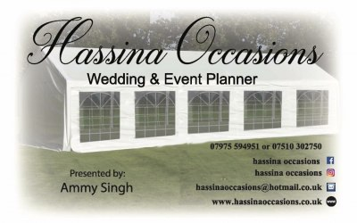 Hassina Occasions Marquee Hire 9